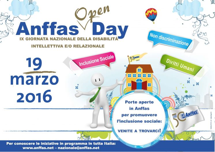 Anffas Open Day